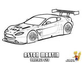 Aston Martin Coloring Pages Aston Martin To Trace Coloring Pages