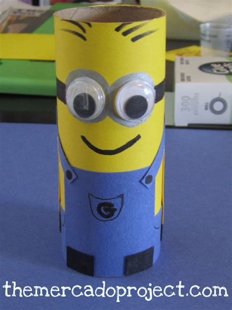 minion diy crafts diy minion themercadoproject