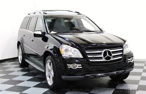 Used Mercedes Gl550 by 2009 Used Mercedes Certified Gl550 4matic Awd Amg 7