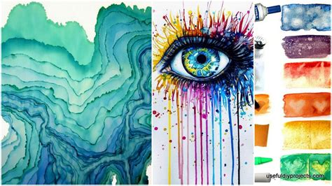 water color ideas 15 watercolor painting ideas you can do at home useful