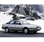 MAZDA 626 Mk3 Hatchback  1988 1989 1990 1991