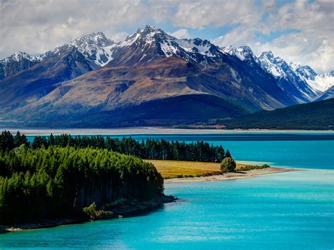 Live Home 3d Mac wallpaper lake tekapo 5k 4k wallpaper south island new