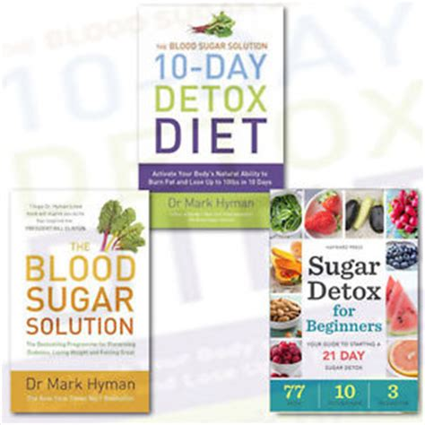 The 10 Day Detox Diet Cholesterol Solution by Sugar Free Diet Collection The Blood Sugar Solution 10day