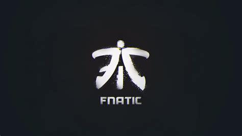team fnatic cs go hd logo fnatic glitch art cs go wallpapers and backgrounds