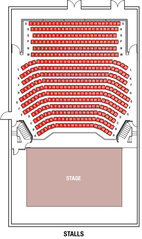 Wheelchair Accessible Floor Plans your visit the lighthouse theatre