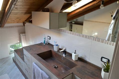 bagno mansarda arredo mansarda moderno arredare il bagno in mansarda