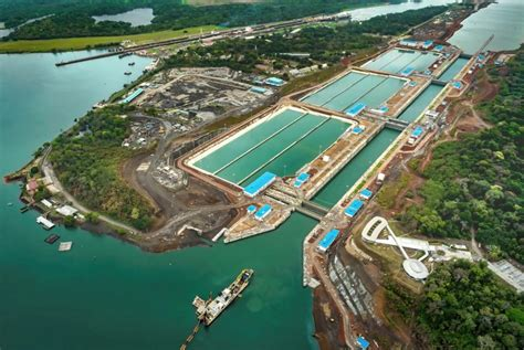 Photo Panama Canal by Expanded Panama Canal Will Not Affect Crude Traffic