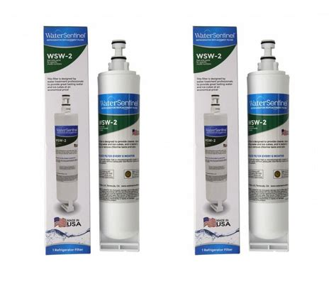 kenmore water filters water filter for kenmore 9010 refrigerator made in usa 2 pack ebay