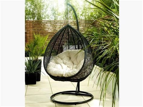 Patio Egg Chair Rattan Garden Furniture Outdoor Hanging Teardrop Chair Patio Retro Pictures