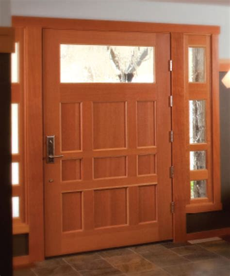 Affordable Doors by Wood Exterior Doors Photo Gallery Homestead Doors The