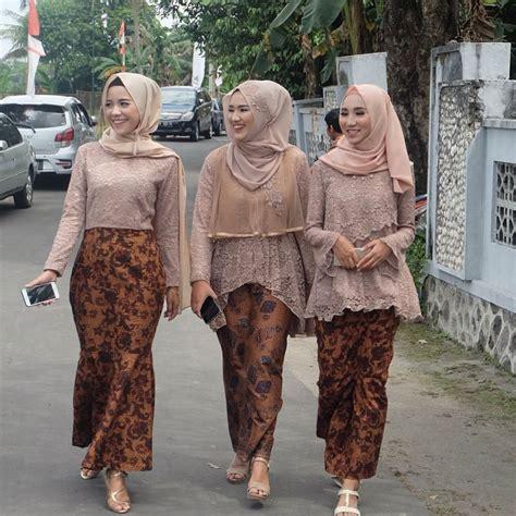 01 Baju Muslim Gamis Maxi Abaya Glamor pin model baju brokat muslim newsviva pelautscom picture on model kebaya modern brokat
