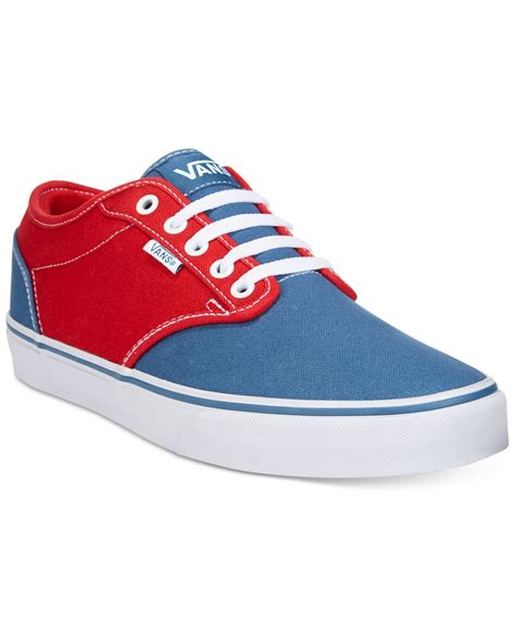 vans sneakers mens vans s atwood two tone sneakers in for save