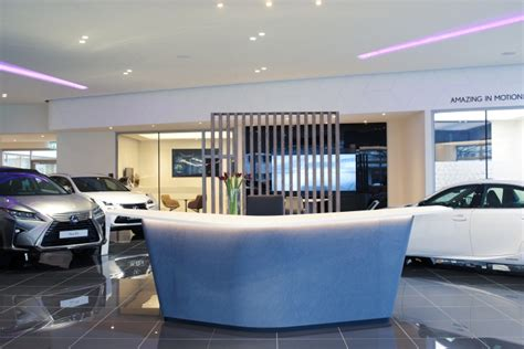 lexus dealership design lexus showroom by fitch arno europe 187 retail design blog