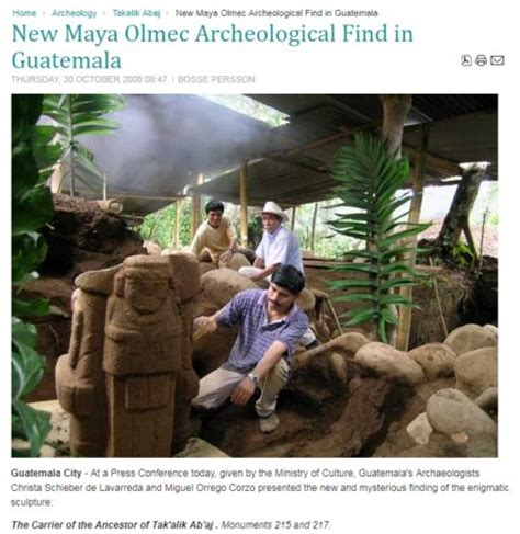 Search In Guatemala New Olmec Archeological Find In Guatemala 2017