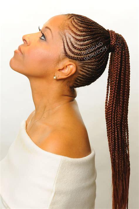 mzansi s straight back hair 16 feed in cornrow and cornrow braid styles we are loving
