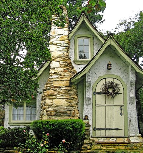 fairy tale cottage house plans pinterest