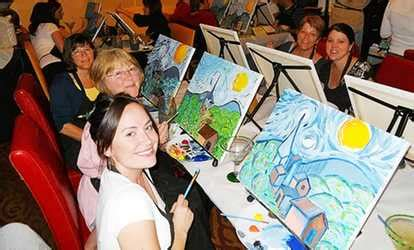 paint nite groupon maryland things to do in baltimore deals in baltimore md groupon