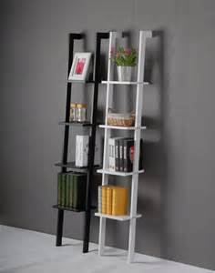 sobuy 174 wall display ladder shelf storage shelving