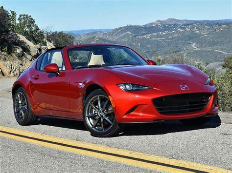 Madza Miata Drive 2017 Mazda Mx 5 Miata Rf Ny Daily News