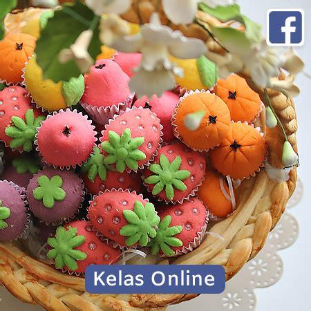 Bentuk Buah Buahan resepi tart bentuk buah buahan