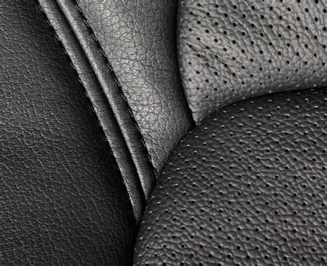 perforated leather upholstery eleven on the web clazzio seat cover