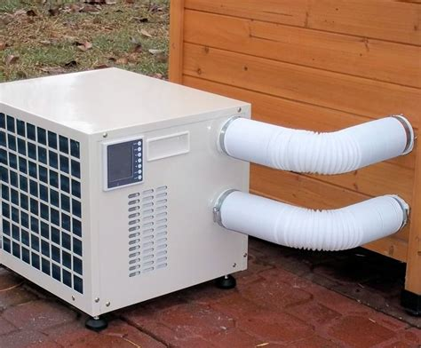 dog house with ac and heater heating and air for the dog lol dirk and dogs pinterest