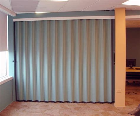 curtain wall partitions retractable interior walls tranzform 174 side folding