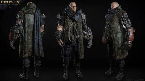 Hoodie Deus Ex Mankind Divided deus ex mankind divided sculpting characters