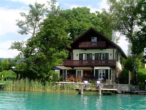 Haus Mieten Am See Niederösterreich by Chalet Am Strand Mieten Seehaus Mit Idyllischem Garten