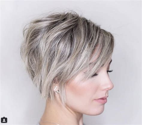 hairstyles grey hair funky 25 short funky haircuts 2018 goostyles com