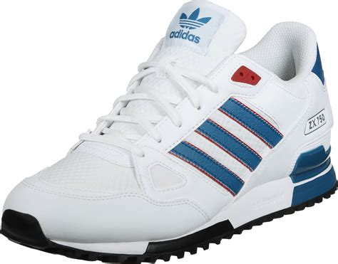Adidas Zx 75o adidas zx 750 shoes white blue