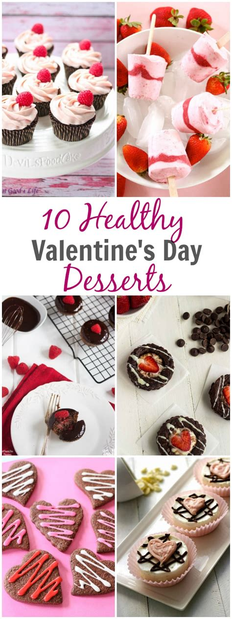 10 Most Recipes For Valentines Day by 10 Healthy S Day Desserts Primavera Kitchen