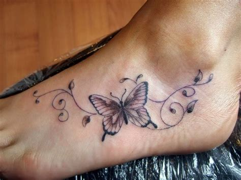 butterfly foot tattoo designs 25 best ideas about small butterfly on