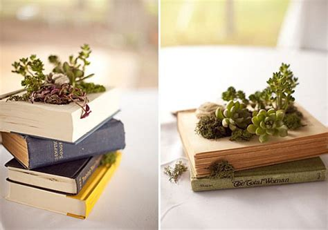 Succulent Book Planter by How To Turn An Book Into A Planter For Your Succulents