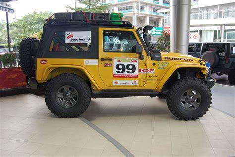 jeep indonesia jaring penggemar jeep jk owrners tebar pesona di jakarta
