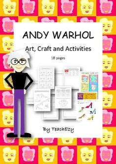andy warhol biography for students andy warhol biography information for kids interesting