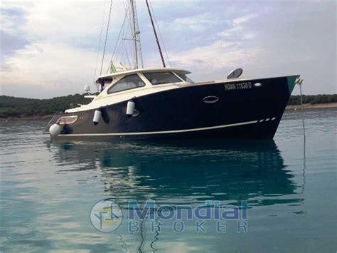 lobster boat usato gagliotta lobster 35 usato la cura dello yacht