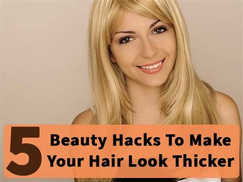 pictures ofhaircuts that make your hair look thicker top 10 ways to make your hair look thicker top inspired of