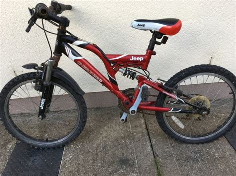 jeep bike kids jeep cherokee s20 kids bicycle for repairs for sale in