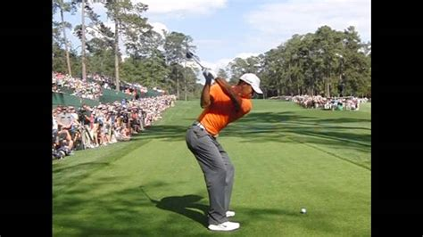 Tiger Woods 2013 Golf Swing Youtube