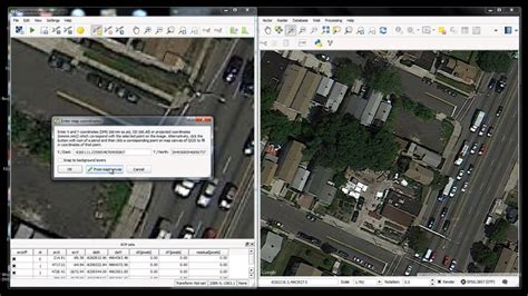 qgis tutorial google earth download and georeference google earth images in qgis 2 8