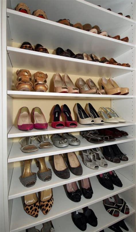 organized shoe closet my closet closet shoes organized voted most