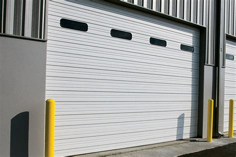 Non Insulated Steel Overhead Door Of South Bend Indiana Steel Overhead Doors