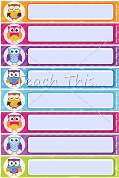 printable owl name tags printable owl name tags please login to comment owl