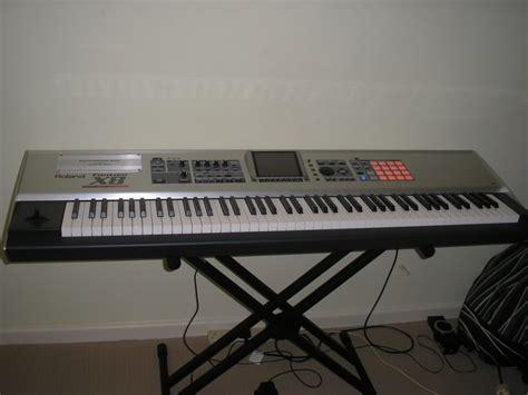 Keyboard Roland X8 roland fantom x8 image 1441084 audiofanzine