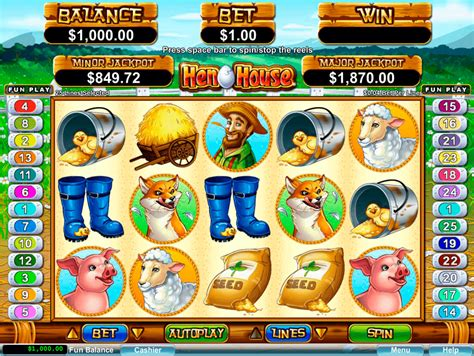 House Of Slots by House Of Slots Free Play Real Money Casinos