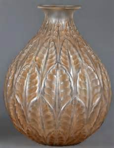 rene lalique vases rene lalique malesherbes vase 12525 rlalique
