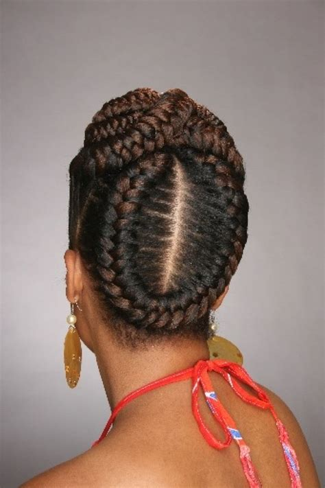 goddess braids with blades 30 cornrow hairstyles ideas for black women magment