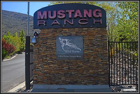 where is the mustang ranch the mustang ranch reno nevada images