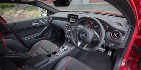45 Amg Interior by 2016 Mercedes Amg A 45 Facelift Interior Cars Auto New